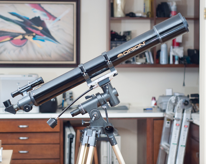 visual astronomy equipment