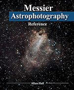 book-messier-front-150, one of my astrophotography books