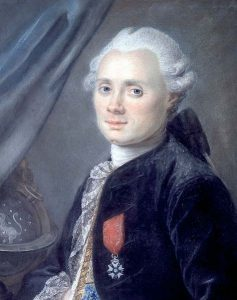 Portrait of Charles Messier